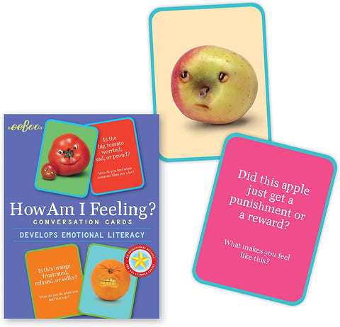 Conversation Cards: How Am I Feeling?