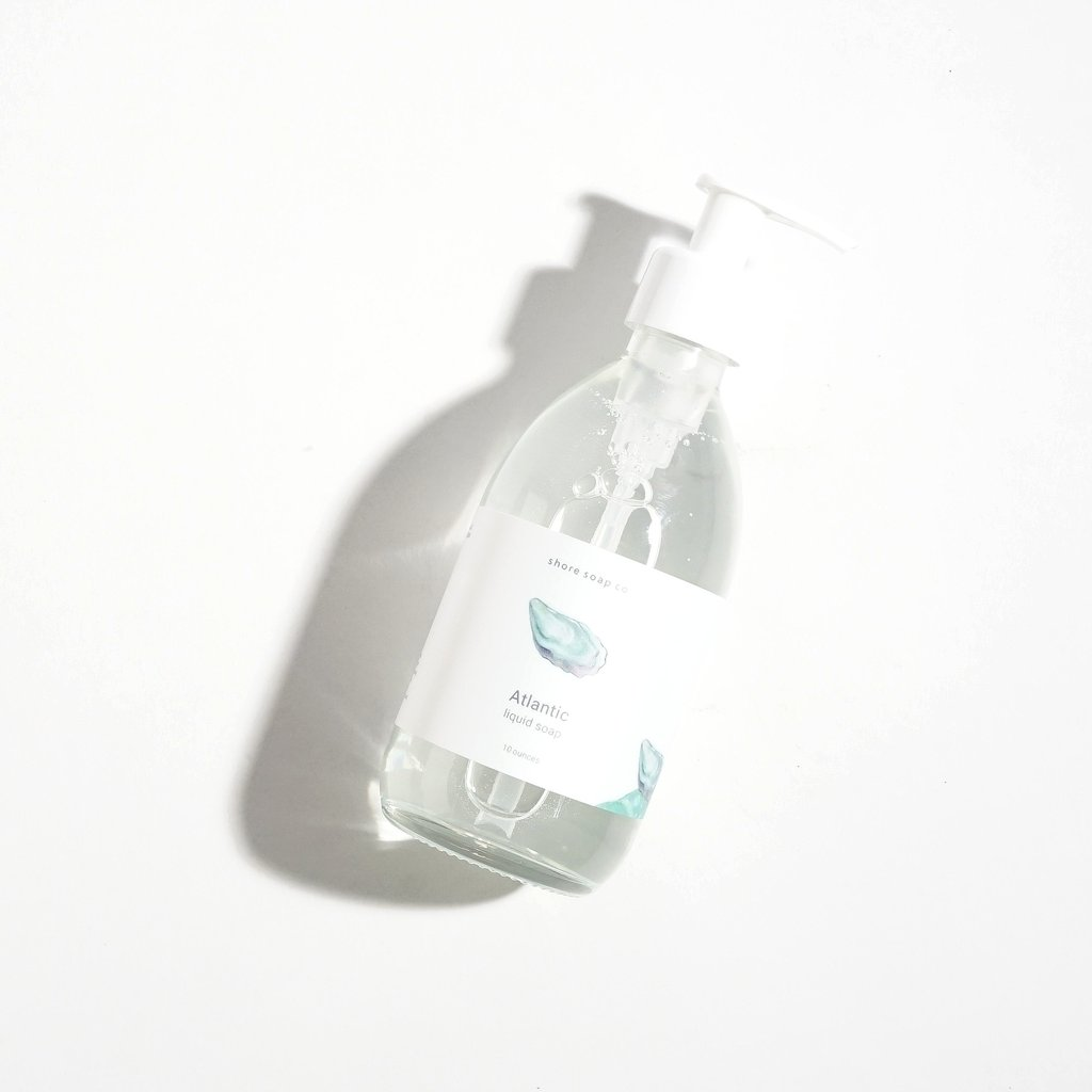 Shore Soap: Liquid Soap