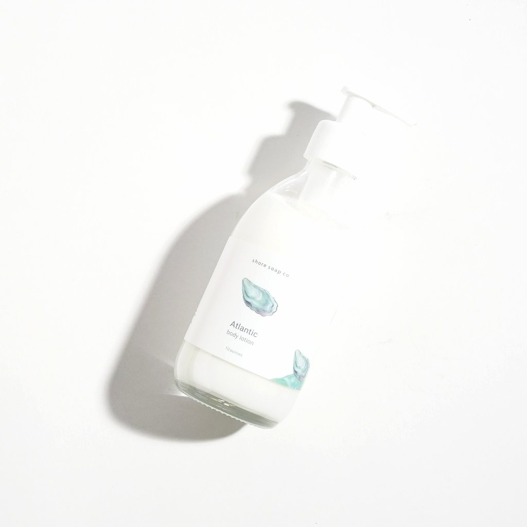 Shore Soap: Body Lotion