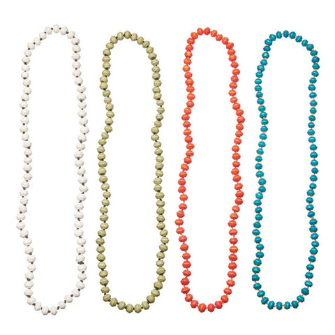 Myrtle Long Necklace - 4 colour options