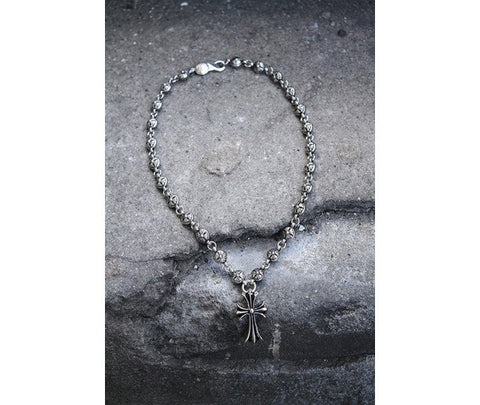 Men's Metal Cross Necklaces