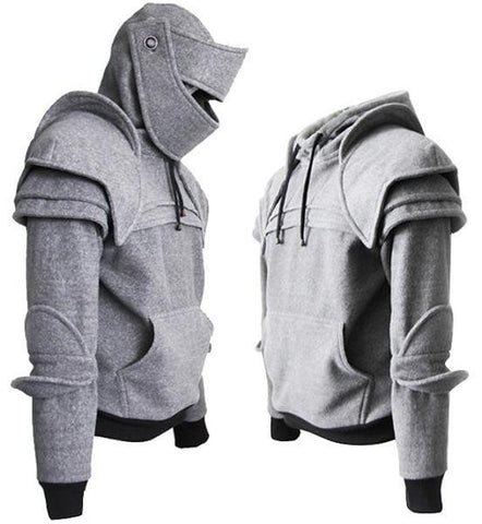 Duncan Armored Knight Hoodie / Knight hoodies/Armor sweatshirt/Duncan Armored Knight Hoodie Group Sales