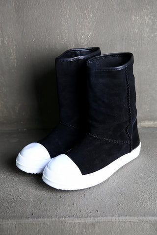 Round Toe Sneaker Boots