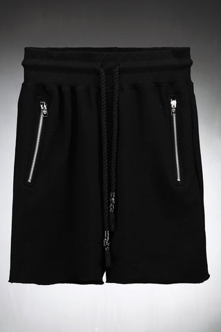 Zip Pocket Baggy Traning Shorts
