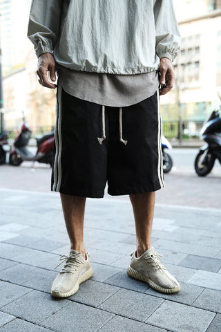 men's shorts/menswear/yoga shorts/men shorts/Mens short shorts/hipster shorts / joggers short pants/Men's tape short baggy pants