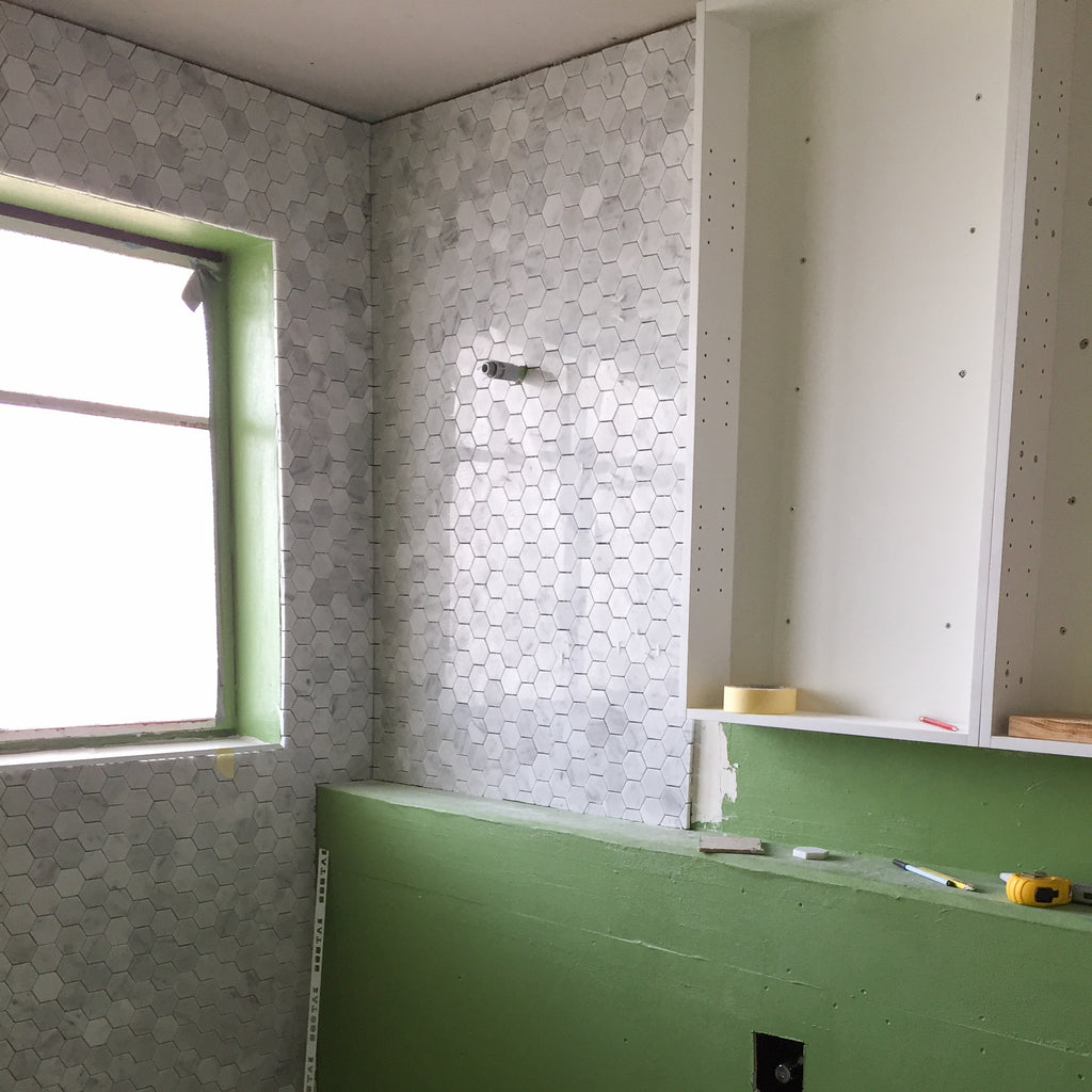 #LITTLETOORAK BATHROOM: PROGRESS