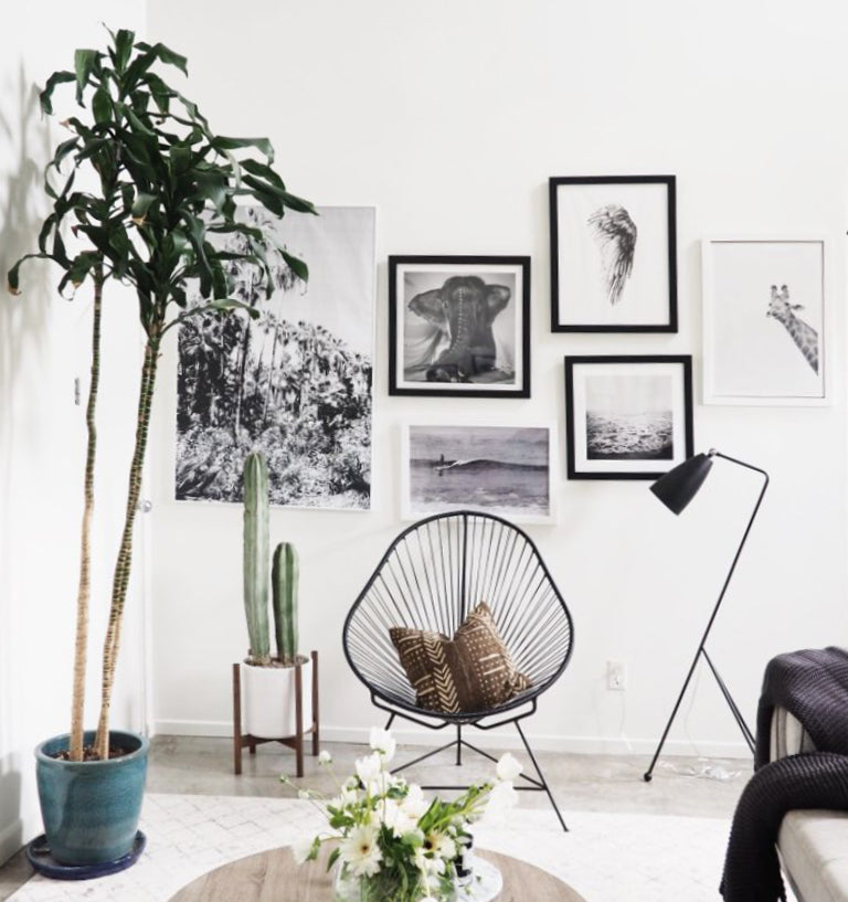 How to Create the Perfect Wall Art Gallery Wall