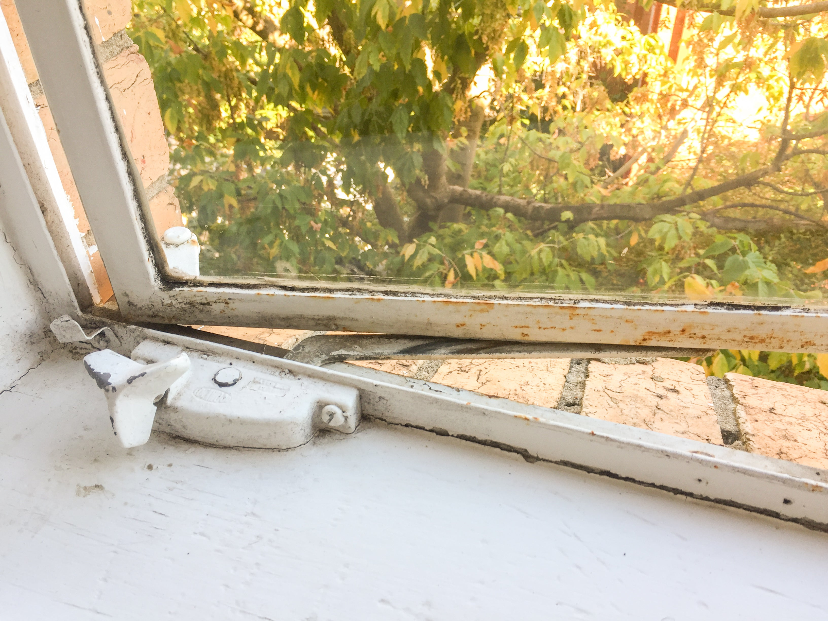 #littletoorak old steal casement windows