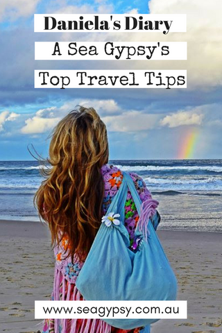 Daniela's Dairy: A Sea Gypsy's Top Travel Tips