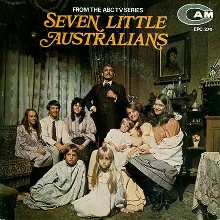 Seven Little Australians was more inspiration