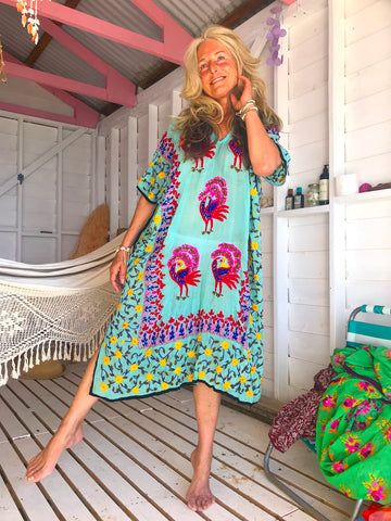 Sea Gypsy Luxe Kaftan