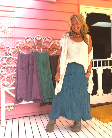 Earth Gypsy Everyday Skirt