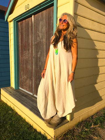 Earth Gypsy JasmineJumpsuit