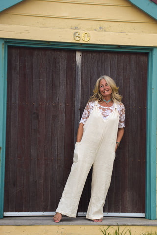 Earth Gypsy Luxe Jumpsuit