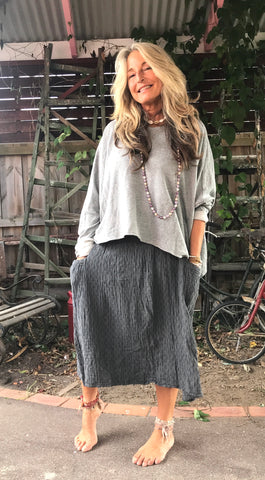 Earth Gypsy Peppercorn Skirt
