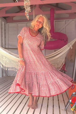 Summer Gypsy Ida Dress