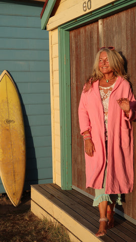 Sea Gypsy Luxe Duster