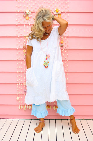 Spring Gypsy Peggy Pinafore