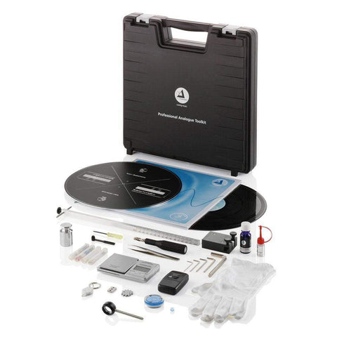 Clearaudio PROFESSIONAL ANALOGUE TOOLKIT