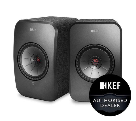 KEF LSX Powered / Active Speakers
