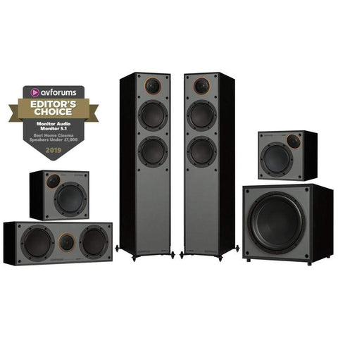 Monitor Audio Blimey 5.1 Home Theatre Pack