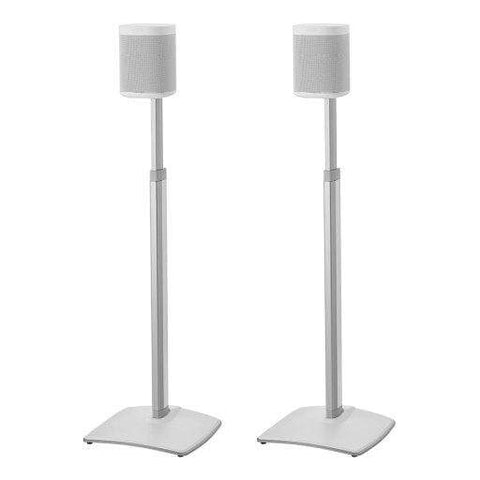 Sanus WSSA2 Sonos Speaker Stand - Dual (SONOS ONE, Sonos One SL, Play:1, and Play:3)