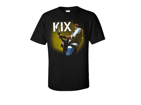 Kix Brooks Black Tee