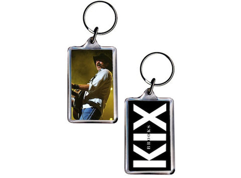 Kix Brooks Key Chain