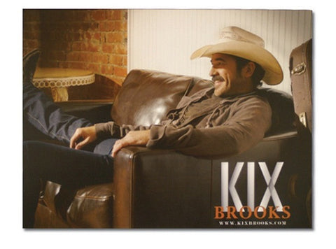 Kix Brooks Photo Print