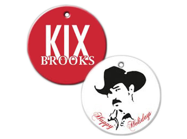 Kix Brooks Ornament