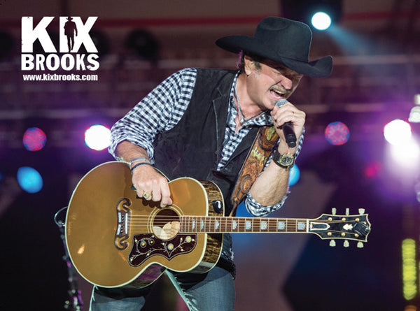 Kix Brooks Concert Photo