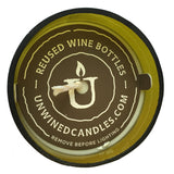 """Bring It On Home"" Unwined Candle"