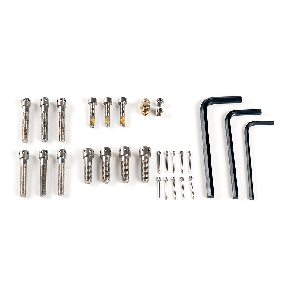 Max-Prop screw kit for 3 blade 63mm hub #63-3BSCRKT