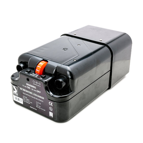Rechargeable Batter Operated 12v Pump for Fendertex boat fenders.