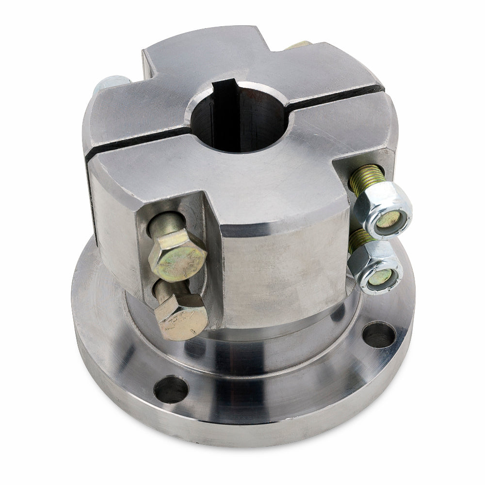 R&D Marine Split Shaft Coupling