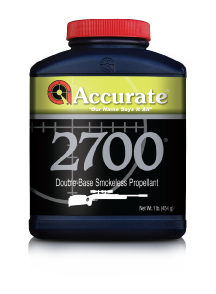 Accurate Powder 2700