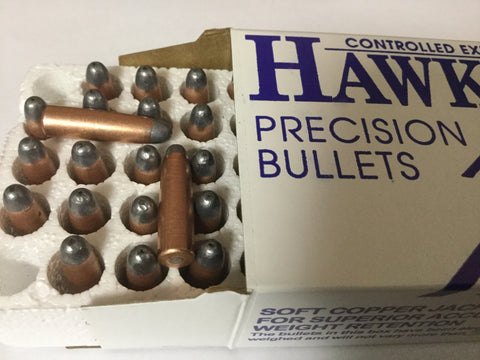 Hawk Bullets 280 Ross (.286 dia.) 160gr. X .035 RT (50)
