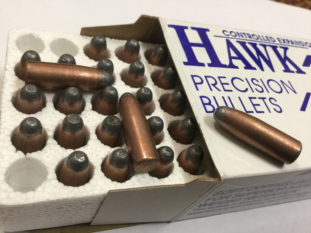 Hawk Bullets 8mm (.323 dia.) 200gr. X .030 RT (50)