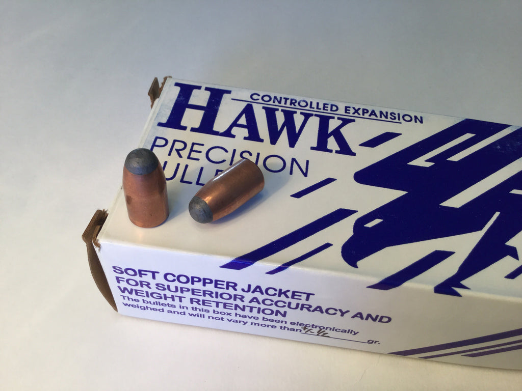 Hawk Bullets 401 Win. S.L. (.406 dia.) 250gr. X .025 RN (50)