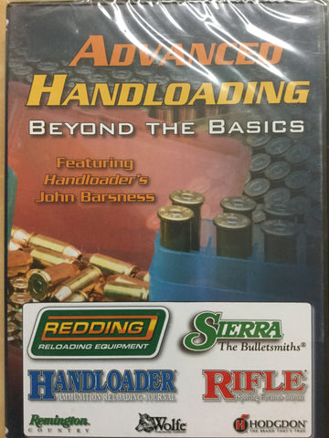DVD - Advanced Handloading