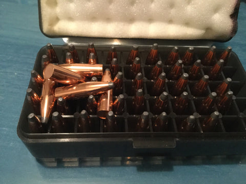 DKT Custom Bullets 280 Ross .287 Dia. 150gr.  (50)