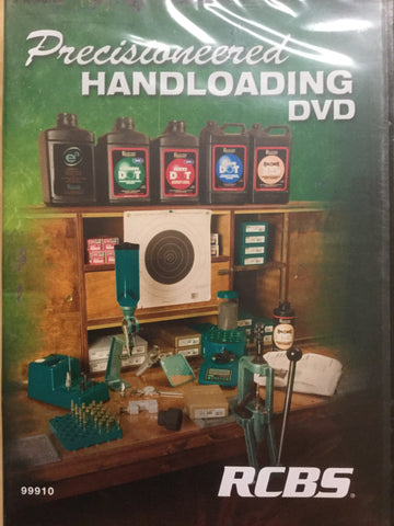 DVD - Precisioneered Handloading