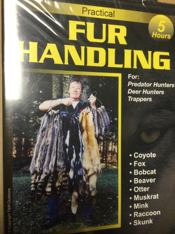 DVD - Practical Fur Handling