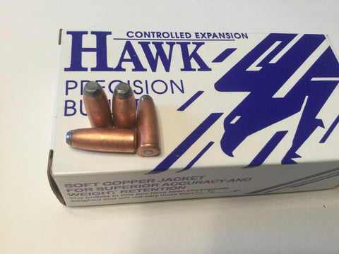 Hawk Bullets 32 Win (.321 dia.)  170gr. X .030 FP (50)