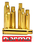 Norma Brass 26 Nosler (25 Bag)