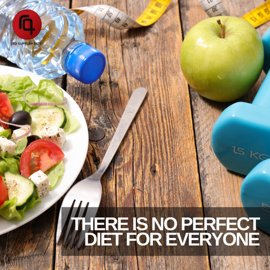 There Is No Perfect Diet for Everyone