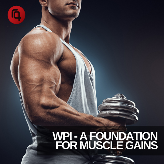 Whey Protein for Explosive Growth: