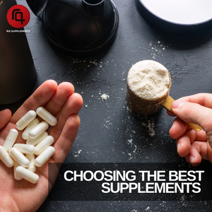 Choosing  Supplements