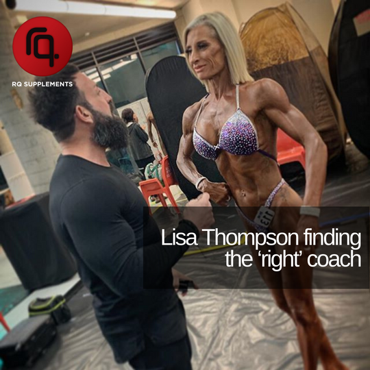 Lisa Thompson Finding The Right Coach