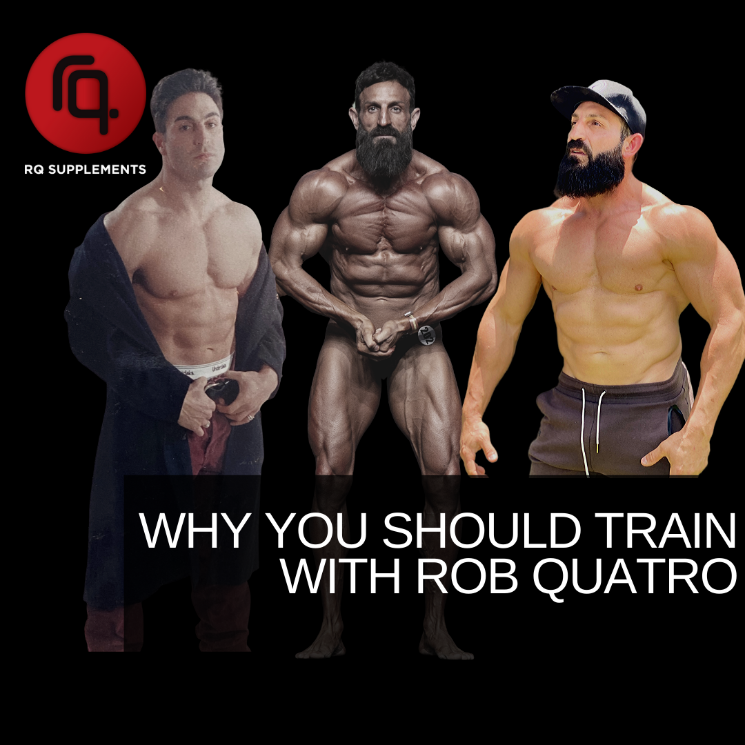 Why You Should Train With Rob Quatro